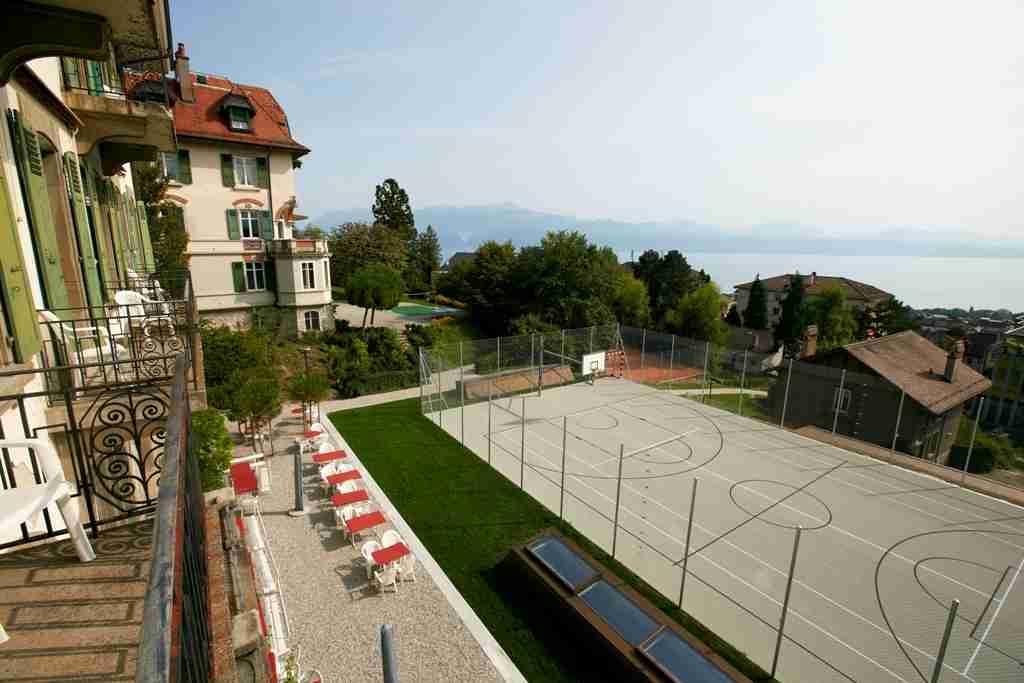 Спортивная площадка Brillantmont, Lausanne