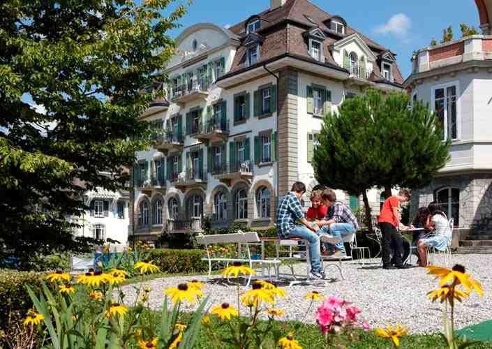 Brillantmont, Lausanne