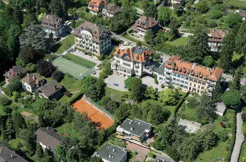 Кампус Brillantmont, Lausanne