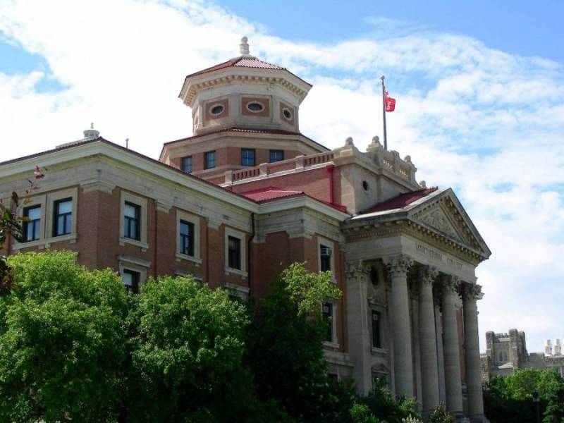 Главный кампус University of Manitoba