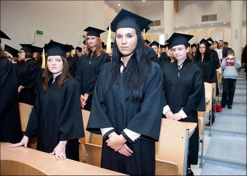 Выпускники Vistula University