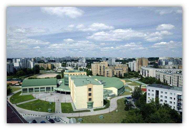 Территория Vistula University