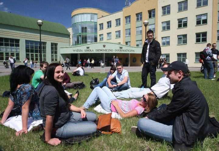 Студенты Vistula University