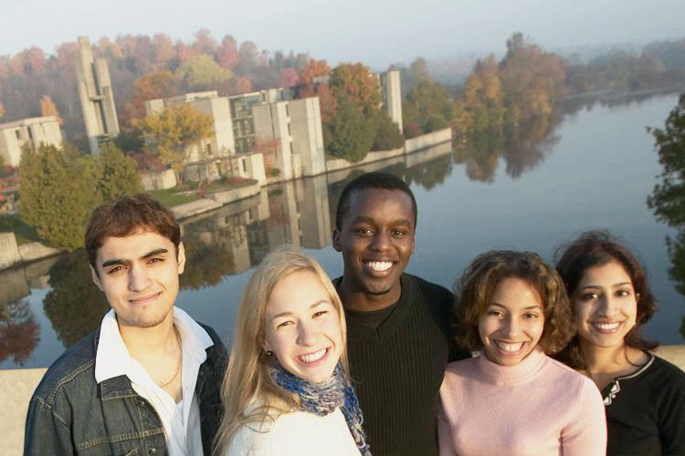 Студенты Trent University
