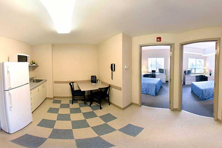 Вариант студенческой квартиры Conestoga College