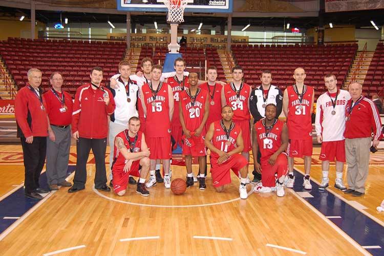Баскетбольная команда Fanshawe College
