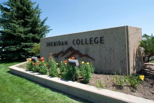 Территория Sheridan College
