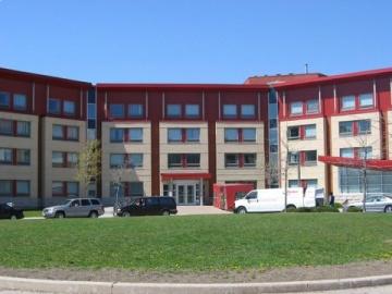 Кампус Sheridan College в Оаквилле