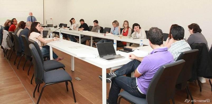Обучение в аудитории, Университет Деусто