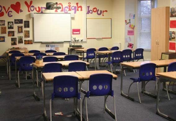 Учебный класс, OISE Nottingham