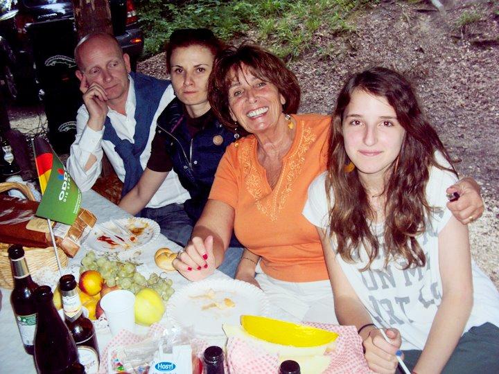 Принимающая семья, DID Augsburg