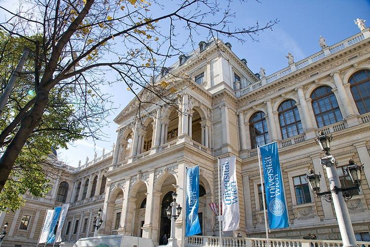 Главный корпус Universität Wien