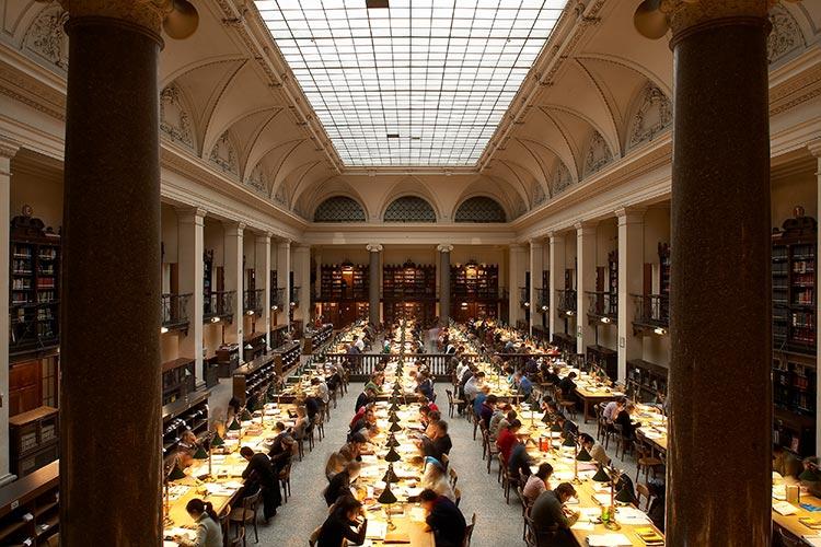 Библиотека Universität Wien