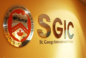 St. George International College, Toronto