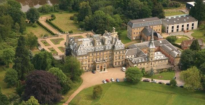Вид на Кембридж