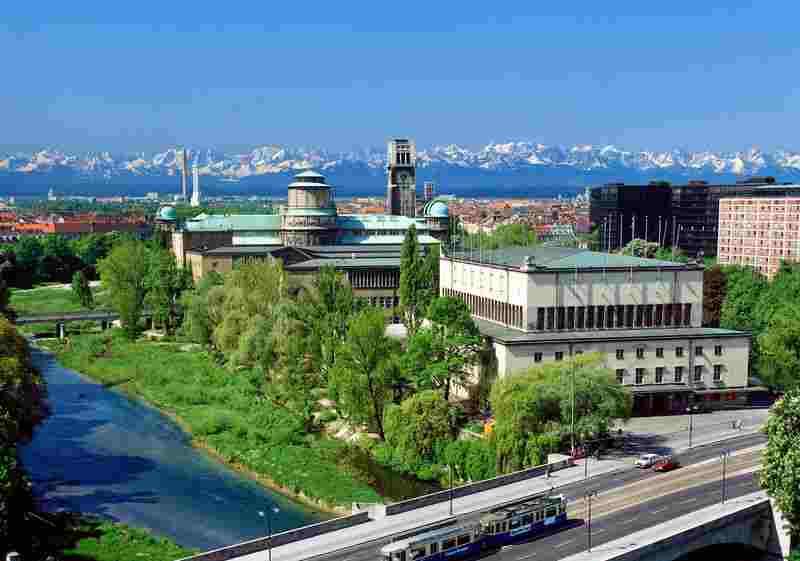 Humboldt-Institut, Munich