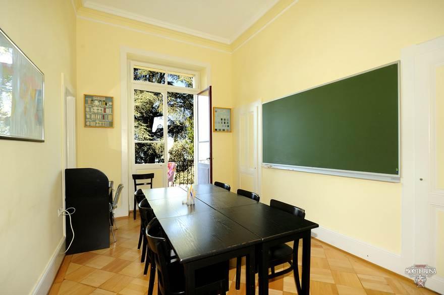 Учебный класс Institut Monte Rosa, Montreux