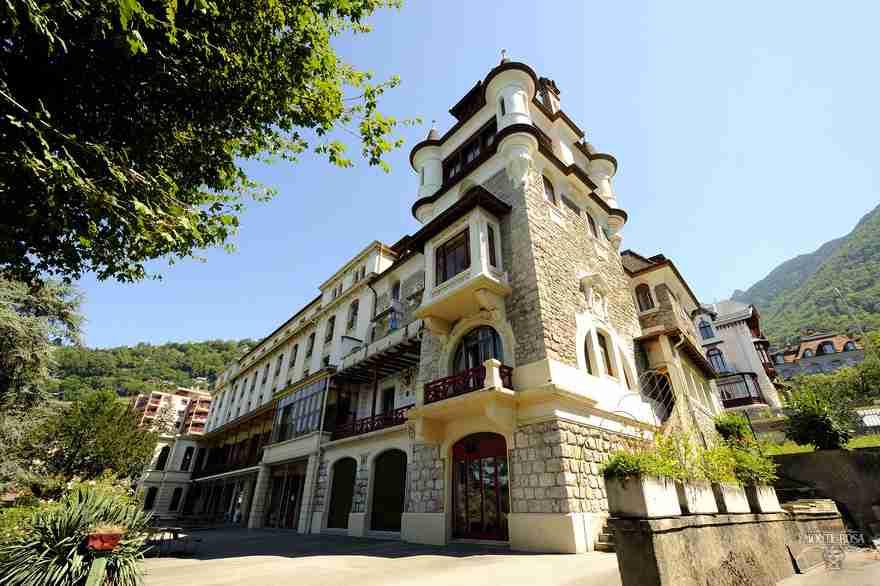 Institut Monte Rosa, Montreux