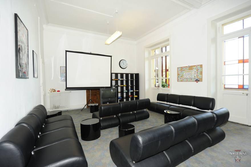 TV-комната Institut Monte Rosa, Montreux