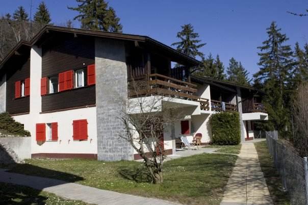 Резиденция, Les Roches