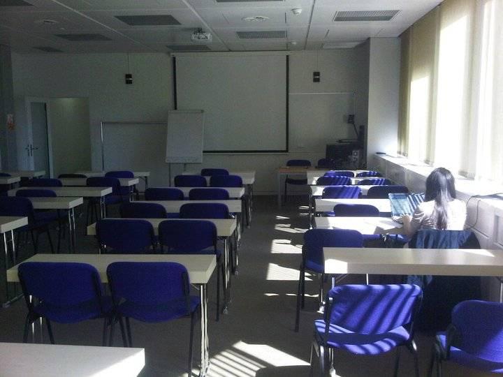 Учебный класс, International University in Geneva