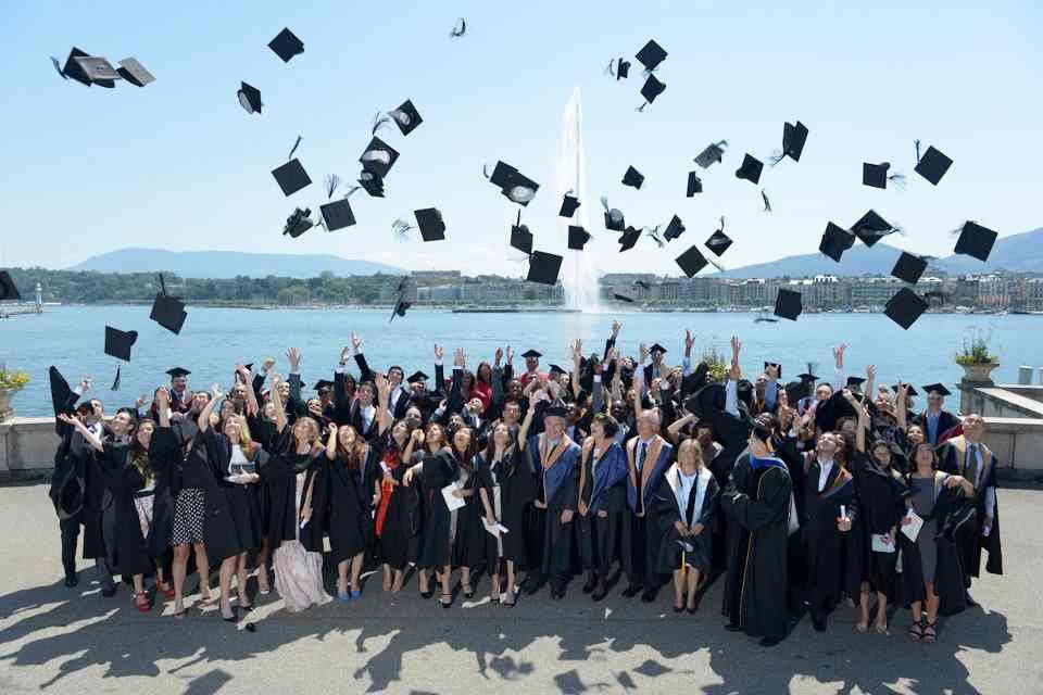 Выпускники International University in Geneva
