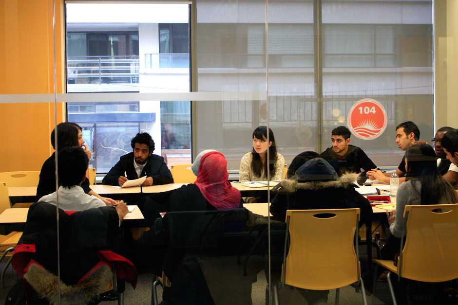 Обучение в классе ILSC, Toronto
