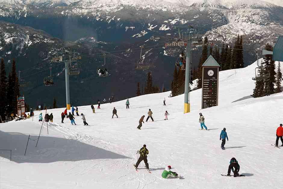 Катание на лыжах ILSC, Vancouver