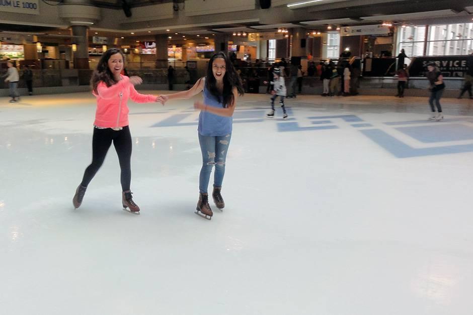 Катание на коньках ILSC, Vancouver