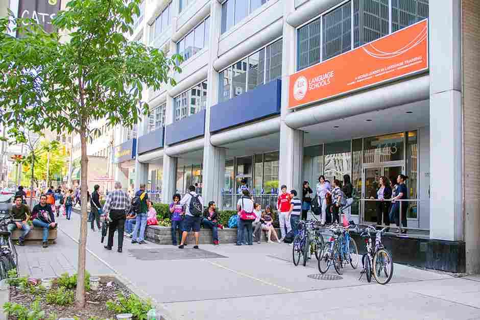 Кампус ILSC, Toronto