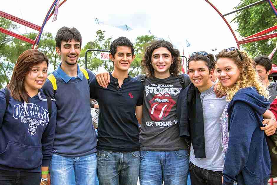 Студенты ILSC, Toronto