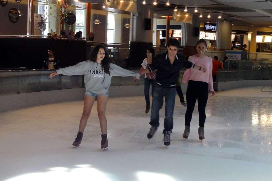 Катание на коньках ILSC, Montreal