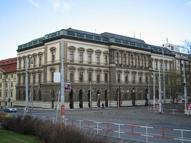 Технический университет в Праге