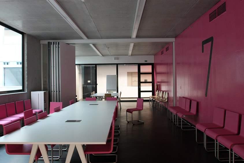 Новый кампус в Техническом университете в Праге