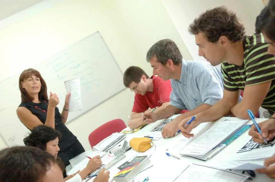 Во время урока Clubclass, Malta