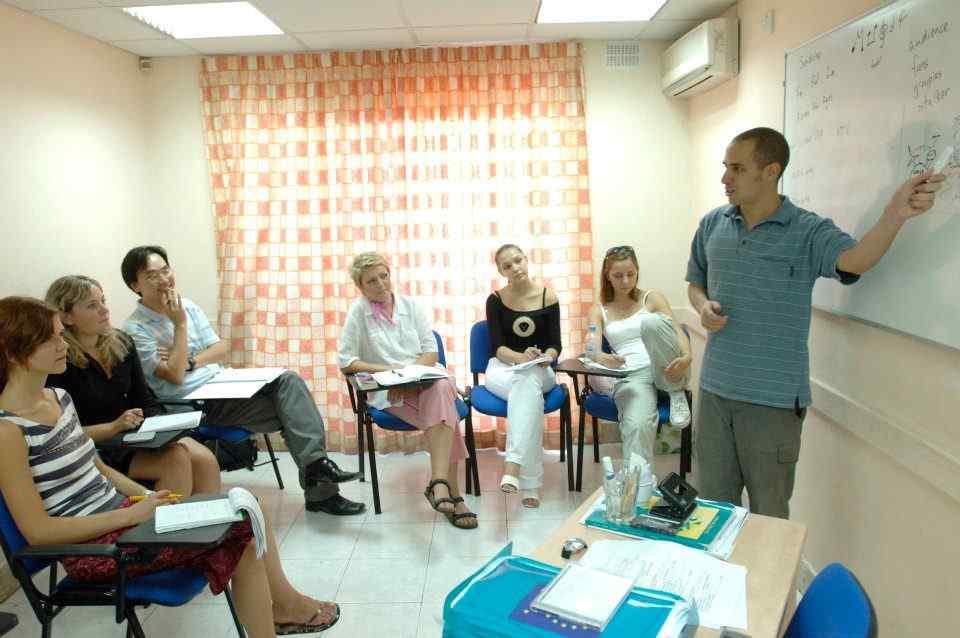 Во время обучения Clubclass, Malta