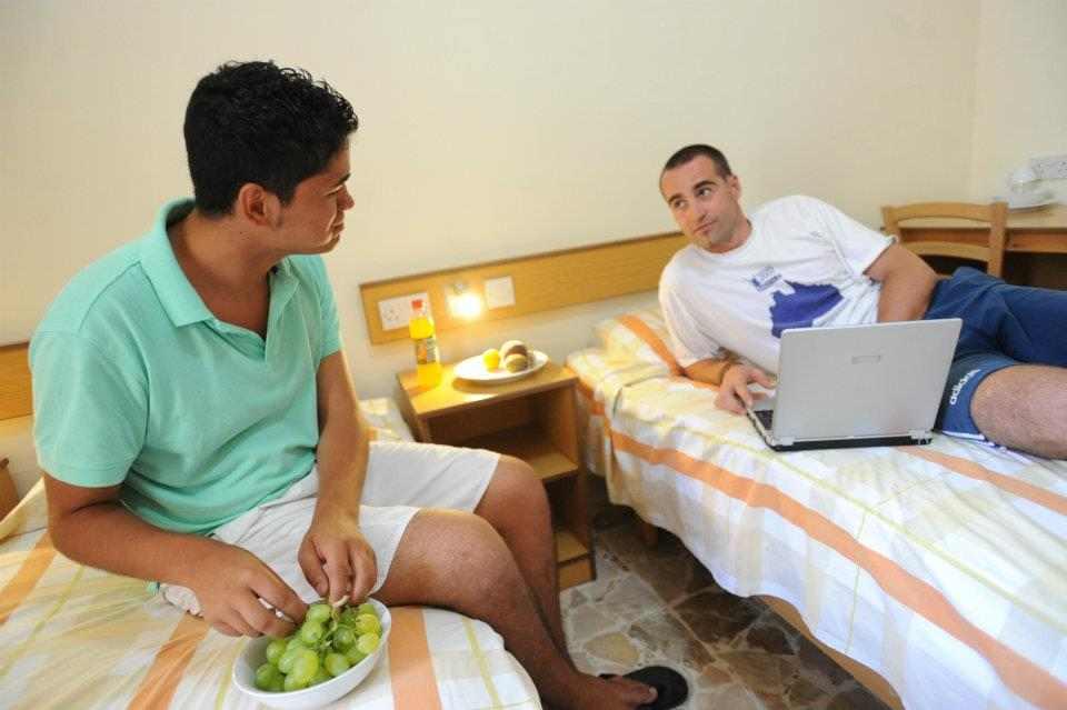 Проживание в студенческом доме Clubclass, Malta