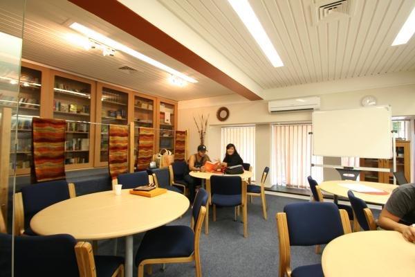 Библиотека EC, Cape Town