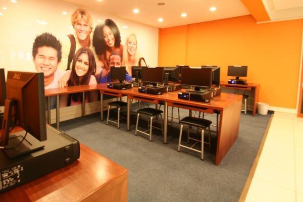 Компьютерный класс EC, Cape Town