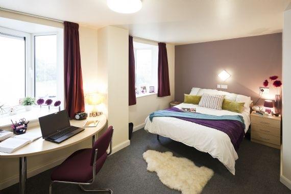 Апартаменты-студия в резиденции CES, Leeds