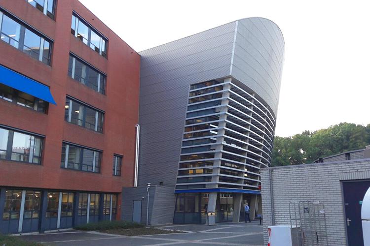 Центральный корпус HAN University of Applied Sciences