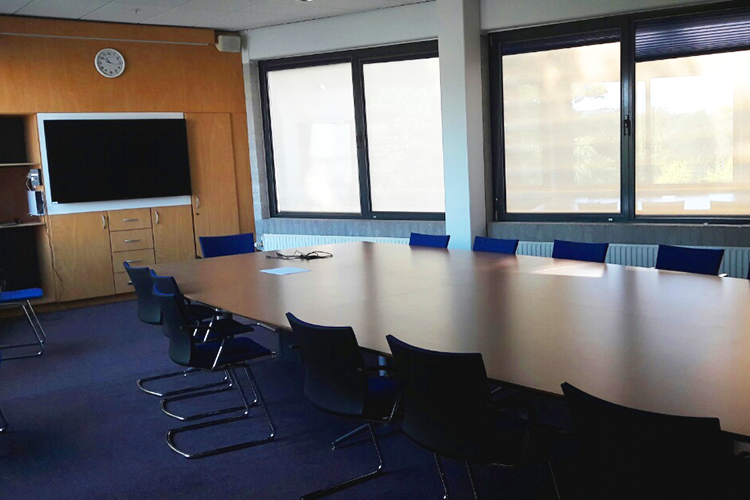 Кабинет бизнес-школы для семинаров