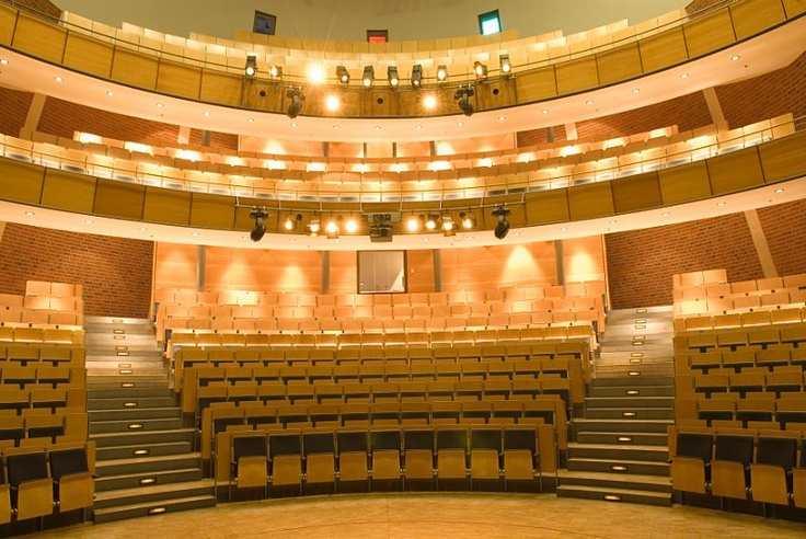 Концерт-холл The Hague University of Applied Sciences