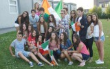 Студенты Mackdonald Language Academy, Waterford