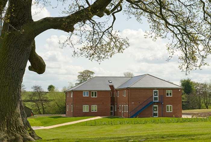 Резиденция в Moreton Hall