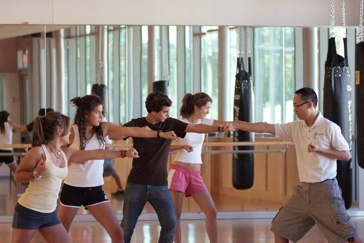 Класс боевых искусств
