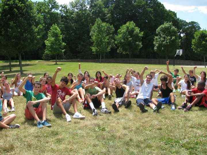 Студенты Enrichment summer program