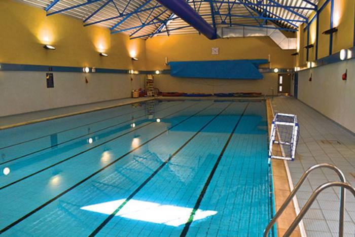 Бассейн в Kings summer, Bath