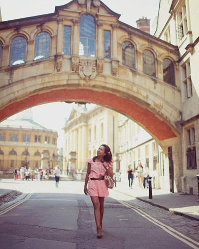Студенты Kings Summer Oxford
