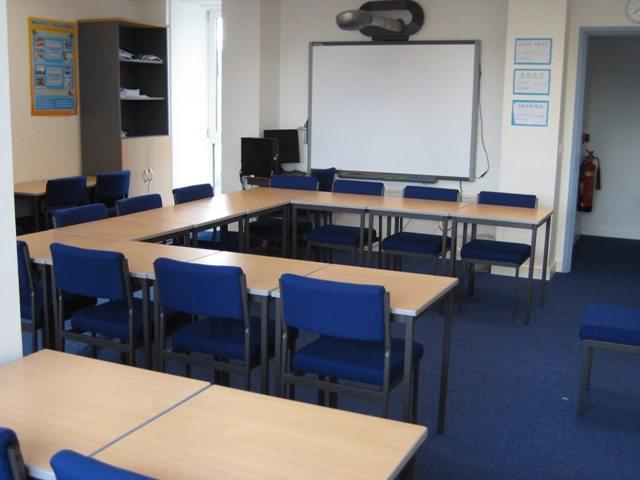 Учебный класс в Stafford House Study Holidays, Cambridge